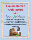 Explore Roman Architecture with Google Maps Street View