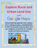 Explore Rural and Urban Land Use with Google Maps Street View