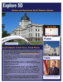 Explore South Dakota's History