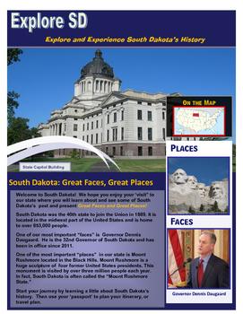 Explore South Dakota's History