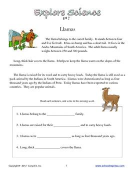 Explore Science Book 2