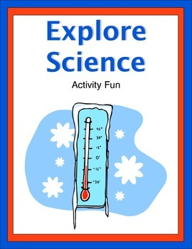 Explore Science Set 1 Activity Fun