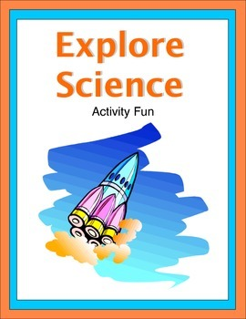 Explore Science Set 2 Activity Fun