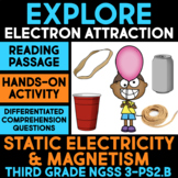 Explore Static Electricity using a Balloon - Science Station
