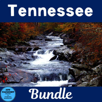 Tennessee Activity Bundle