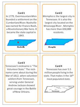 Tennessee Scavenger Hunt