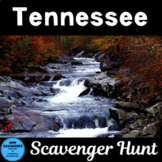 Tennessee Scavenger Hunt