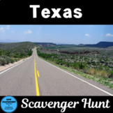 Texas Scavenger Hunt