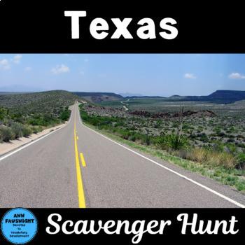 Texas Scavenger Hunt