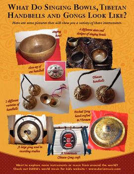 Explore Tibetan Handbells Plus a Make-Your-Own Handbell Craft