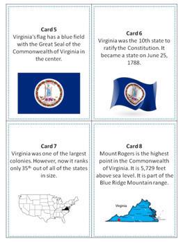 Virginia Activity Bundle