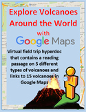 Explore Volcanoes Around the World with a Google Maps Virt