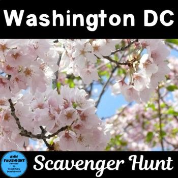 Explore Washington DC Scavenger Hunt