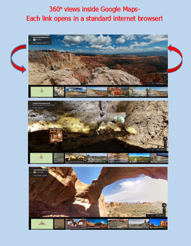 Explore Weathering and Erosion with a Google Maps Virtual Field Trip