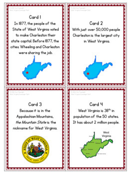 West Virginia Scavenger Hunt