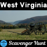 West Virginia Scavenger Hunt