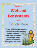 Explore Wetland Ecosystems with Google Maps