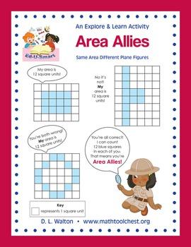 Measurement Game: Area Allies
