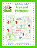 Measurement Games: 3rd Grade Area and Perimeter Standards