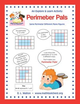 Measurement Game: Perimeter Pals