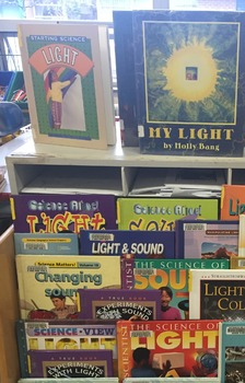 Explore non-fiction and science using library books!