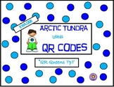 The Arctic Tundra using QR Codes (Habitat)