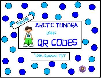 The Arctic Tundra using QR Codes (Habitat)