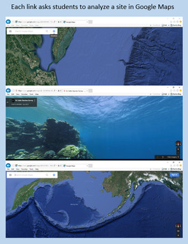 Explore the Ocean Floor with Google Maps UPDATED