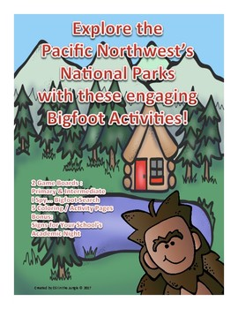 Explore the Pacific Northwest's National Parks with Bigfoot