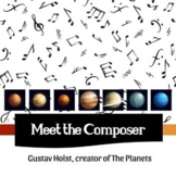Explore the Planets with Gustav Holst