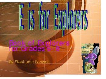 Explorer ABC Book