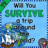 Explorer Activity: Will You Survive a Trip Around the World?