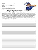 Explorer Biography - Christopher Columbus