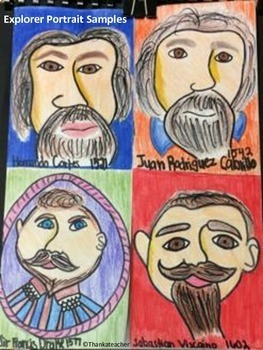 Explorer Activity Fun  Book Project  No Prep Great for Homeschools