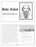 Explorer Book Series - John Cabot