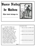 Explorer Book Series - Vasco Nunez de Balboa