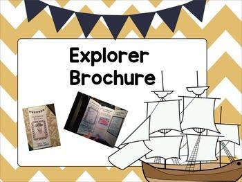 Explorer Brochure- SS4H2