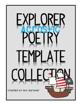 Explorer Collection - Poetry, Report, Word Search - Book List... Awesome!