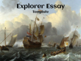 Explorer Essay Template - Google Slides
