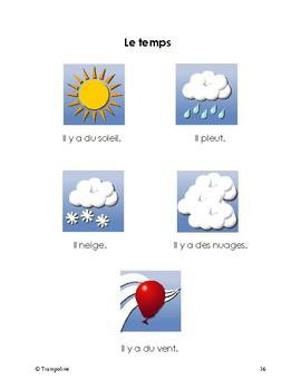 Explorer French Learning Program - Pas IX: Le Temps