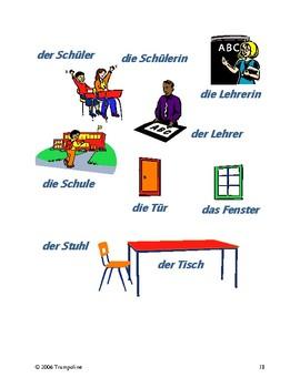 Explorer German Learning Program - Einheit IV: In der Schule