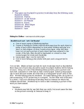 Explorer German Learning Program - Einheit VIII: Kleidung