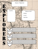 Explorer Graphic Organizer