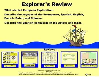 Explorer Guide/Chart And Activities Updated - Bill Burton