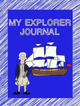 My Explorer Journal - Social Studies Unit Application