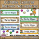 Explorer Kids Classroom Theme Resources Bundle