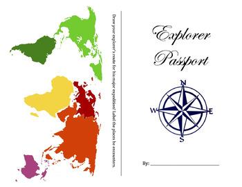 Explorer Passport