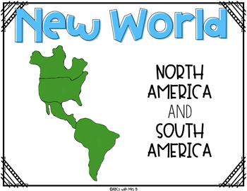 New World Explorer Research: Columbian Exchange