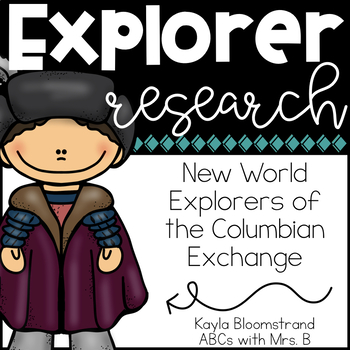 New World Explorer Research: Columbian Exchange