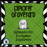 European Explorer Project - Epitaphs